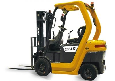 XCMG XCB-L15 Lithium Battery Forklift